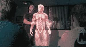 augmented reality dutch hda