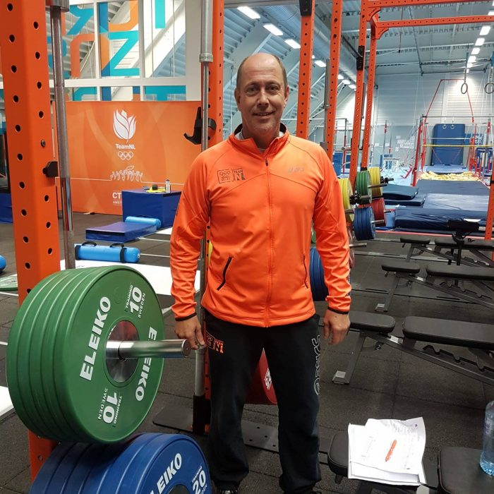 paul lammers opleiding topsport